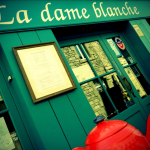 La Dame Blanche - Port-Louis - 56