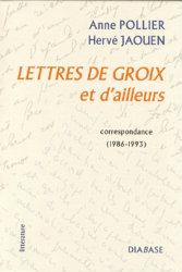 Couverture LETTRES DE GROIX - MINI