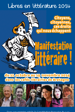 Libres en litterature 2014