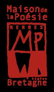Logo Maison de la poésie