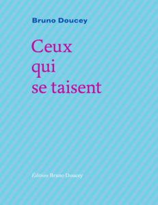 Bruno Doucey - Couv.Ceux qui se taisent