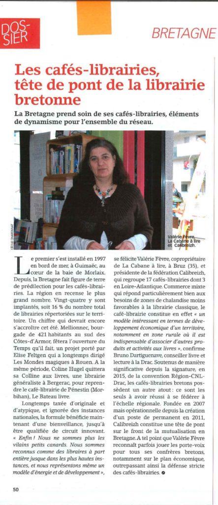 Article Livres Hebdo