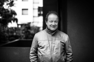 Hervé Kempf souriant