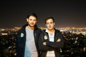Matthieu - Nicolas Iran