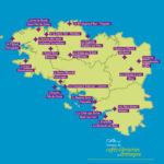 Carte FCLB avec Ulysse à l'Ouest