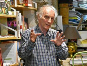 Alexis Gloaguen a échangé avec ses lecteurs au cours de la rencontre lecture organisée par la Fédération des cafés-librairies de Bretagne
