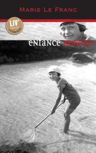 Marie Lefranc - Couv enfance marine