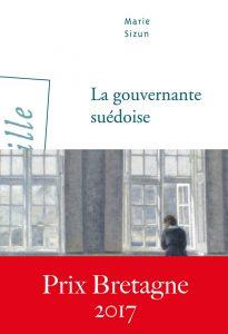 couv Gouvernante suedoise - Marie Sizun