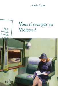 couv Vous n avez pas vu Violette
