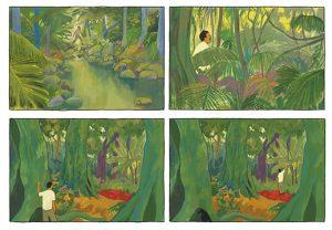 Gauguin détail