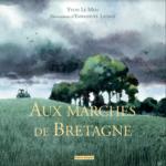 Yvon Le Men - couv Aux marches de Bretagne