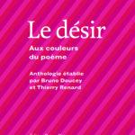 Anthologie Le désir